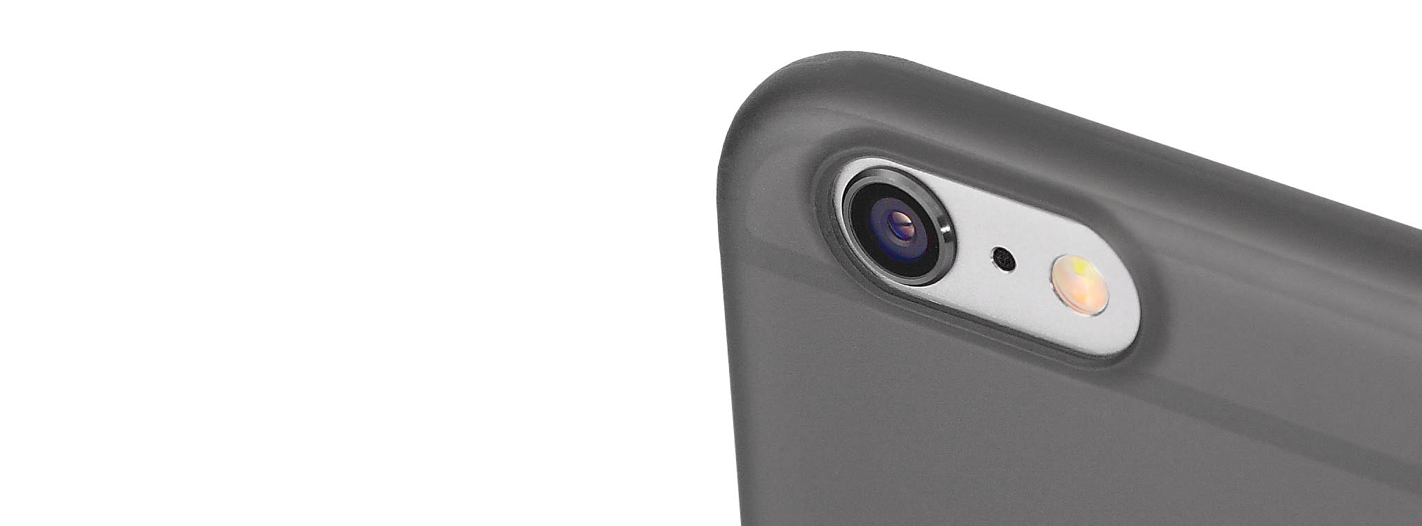 Veil XT | Ultra thin iPhone 6 case | Camera hole