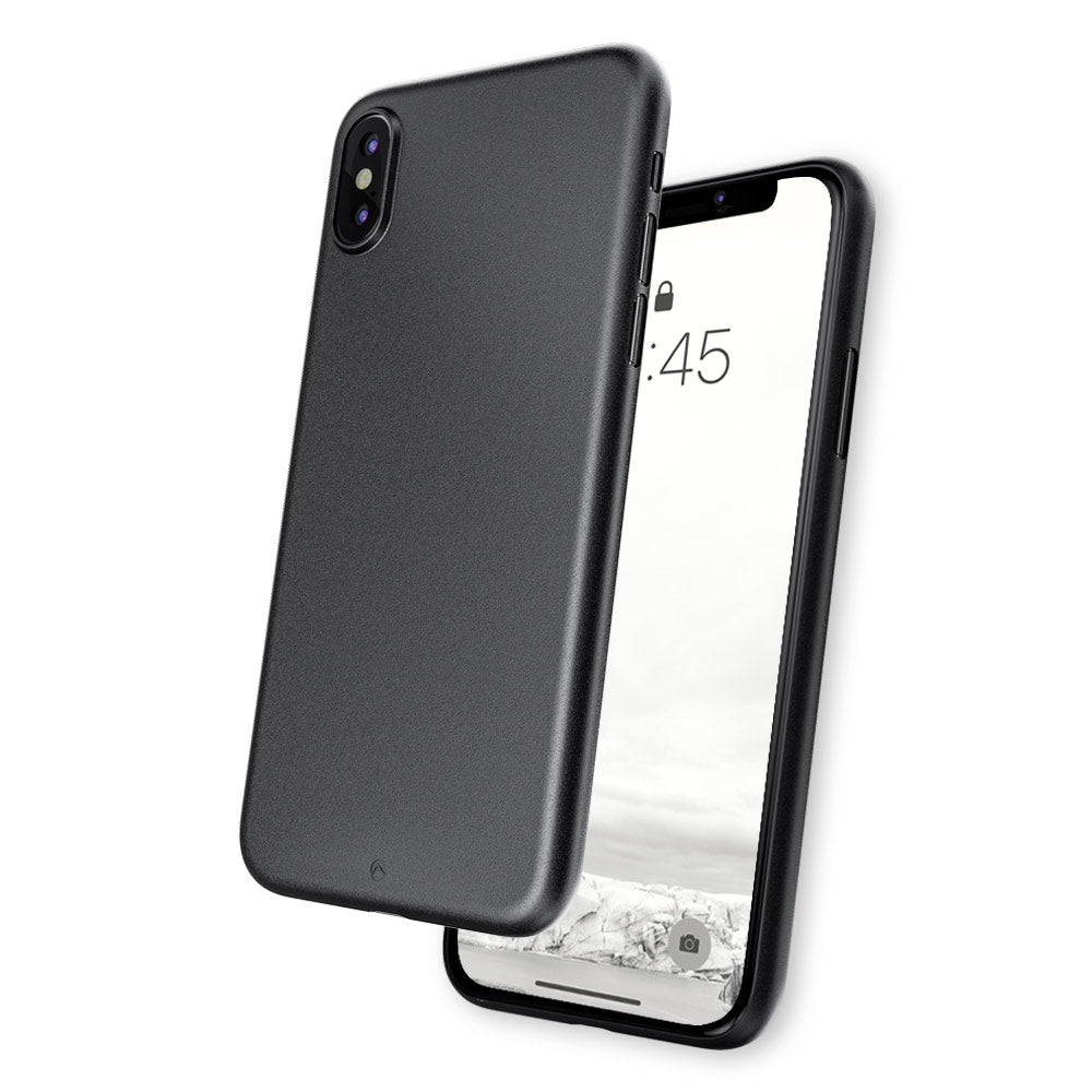 The Veil XT - iPhone XS — Stealth Black