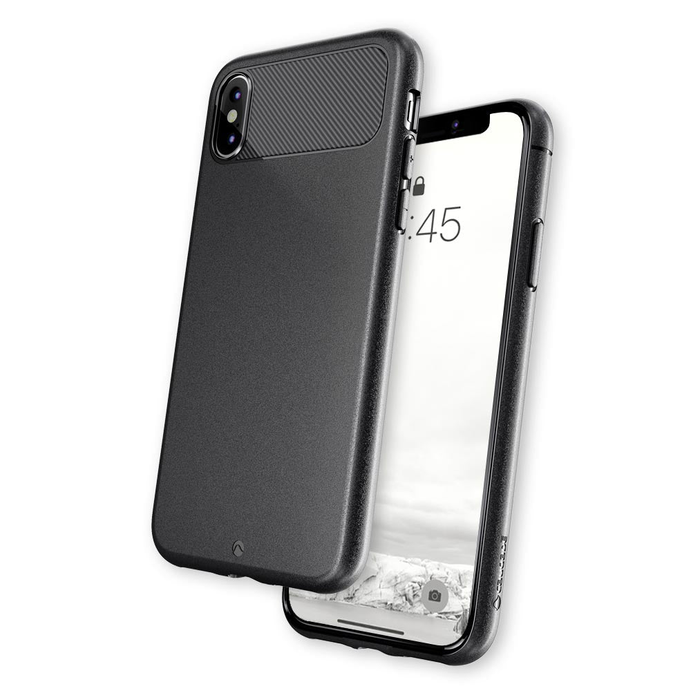 iphone xs case blaxk