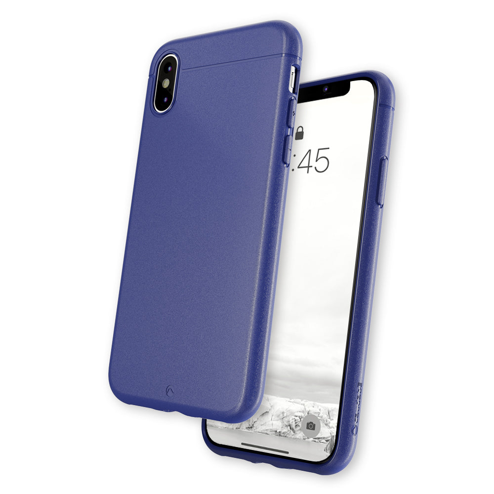 The Sheath - iPhone XS Max — Classic Navy