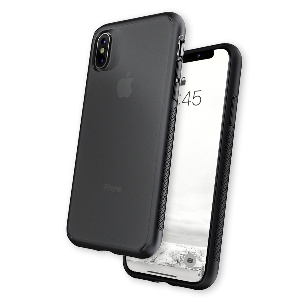 The Synthesis - iPhone XS — Stealth Black