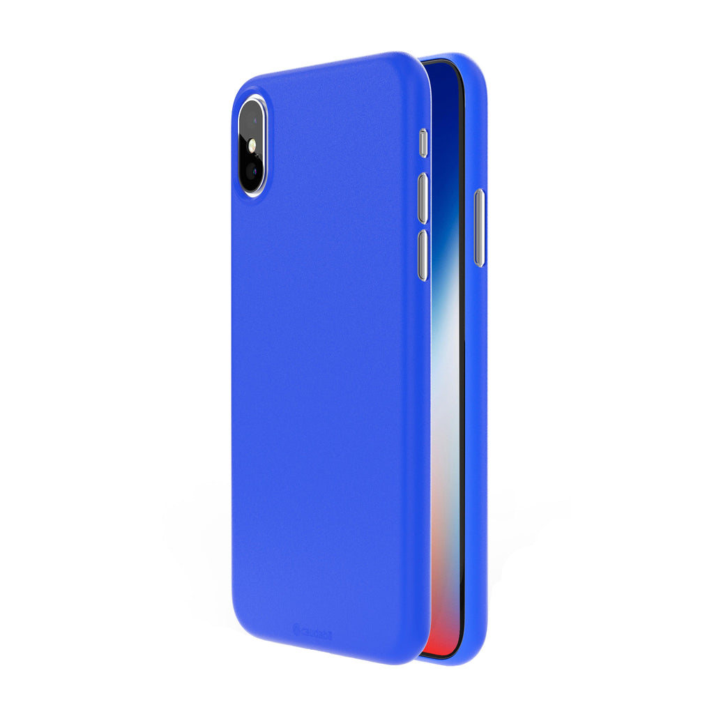 The Veil XT - iPhone X — Blue
