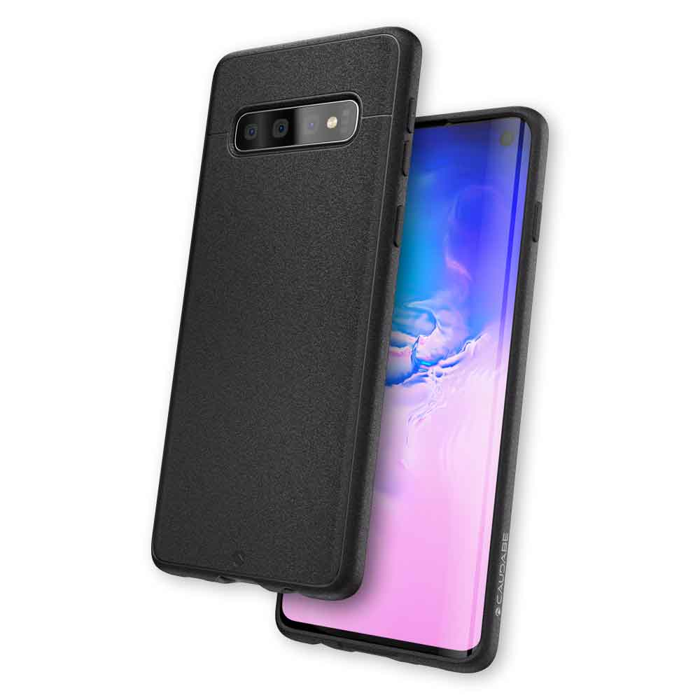 The Sheath - Galaxy S10 — Black