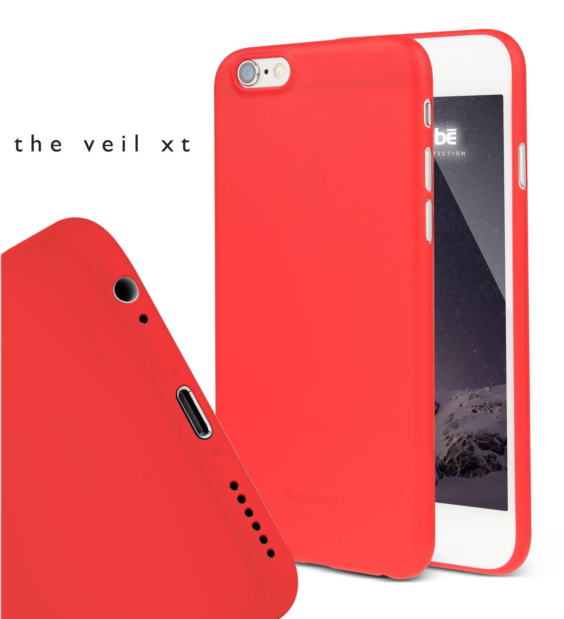 The Veil XT - iPhone 6 Plus — Red