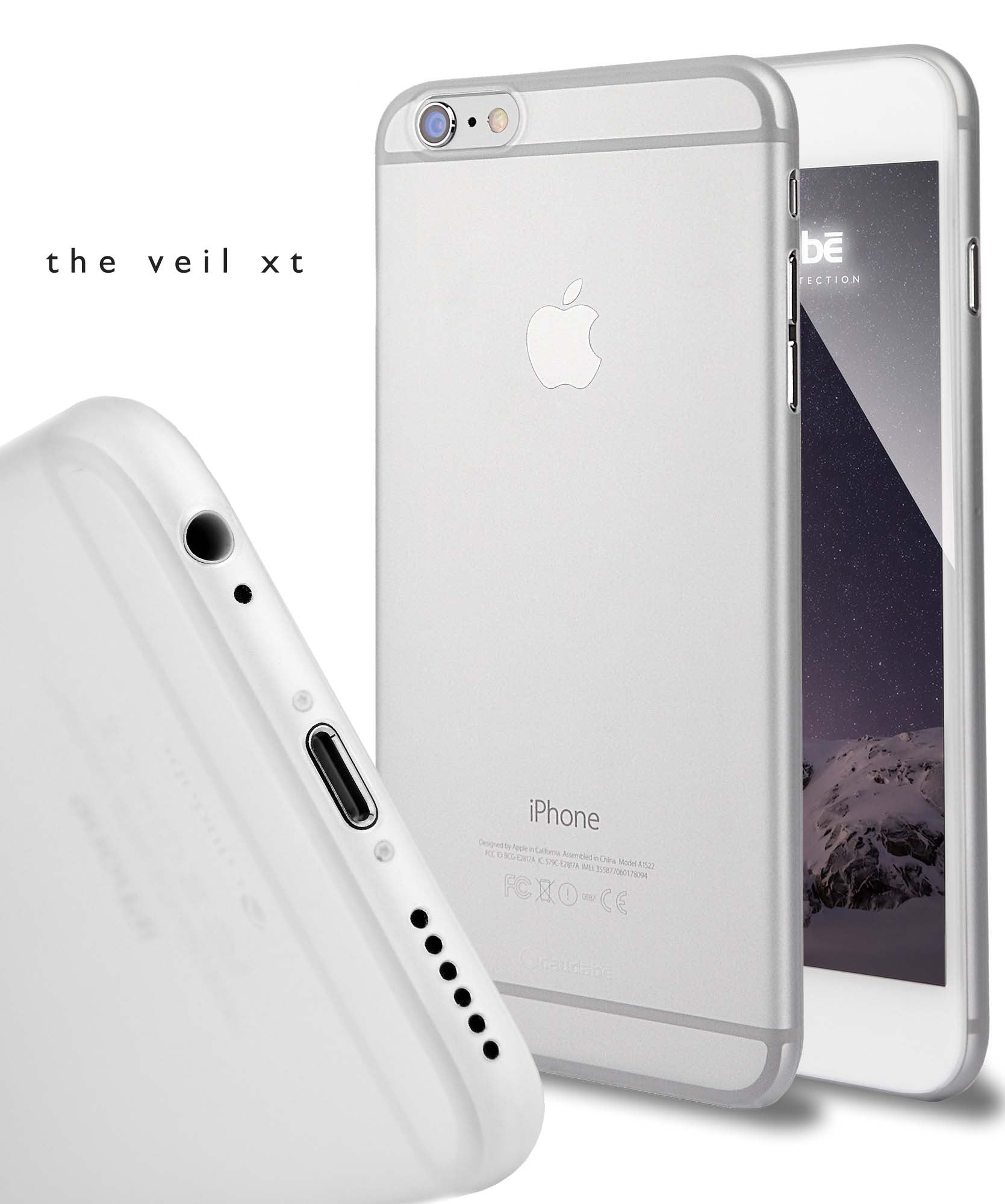 The Veil XT - iPhone 6S Plus — Frost
