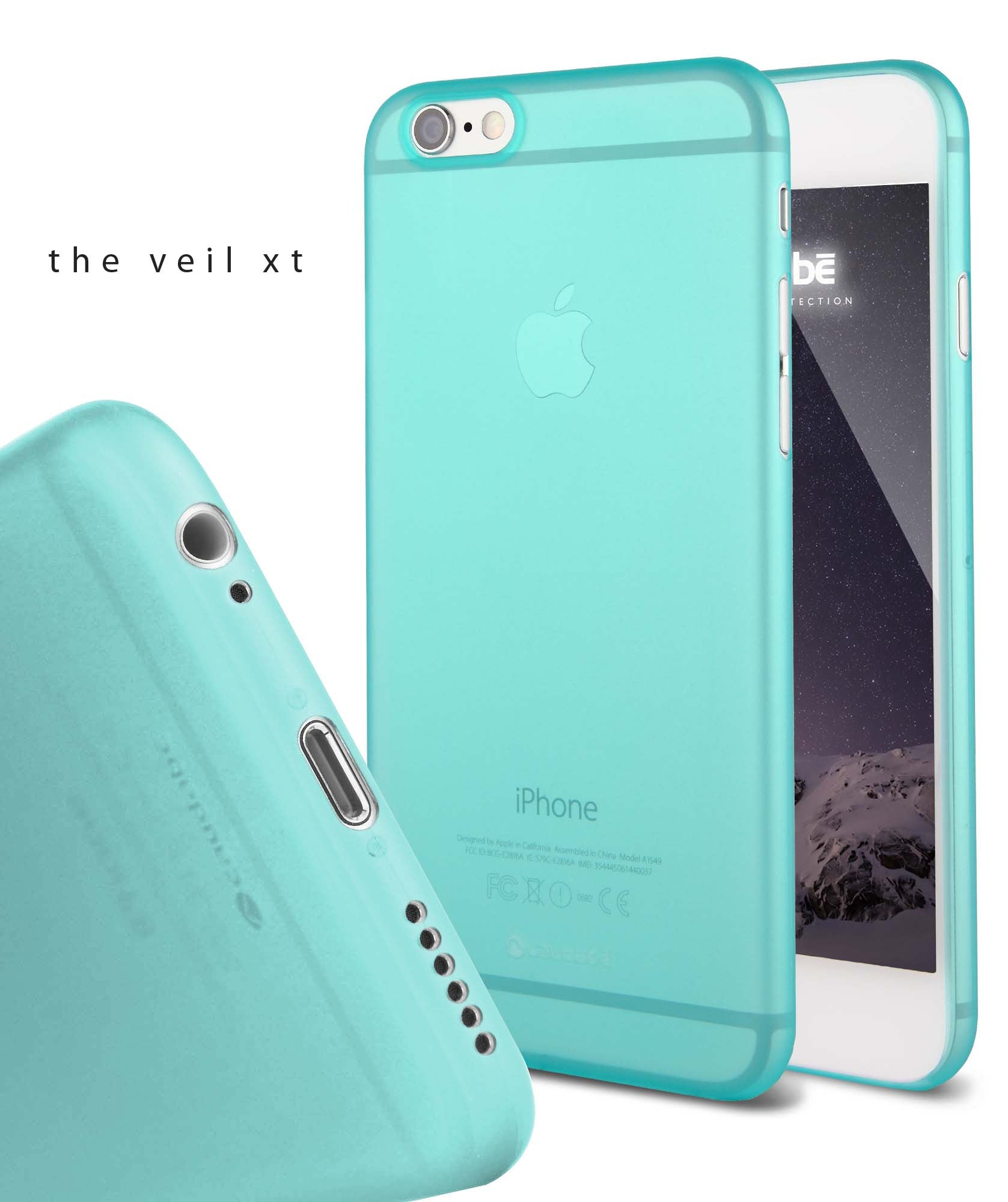 The Veil XT - iPhone 6S Plus — Aquamarine