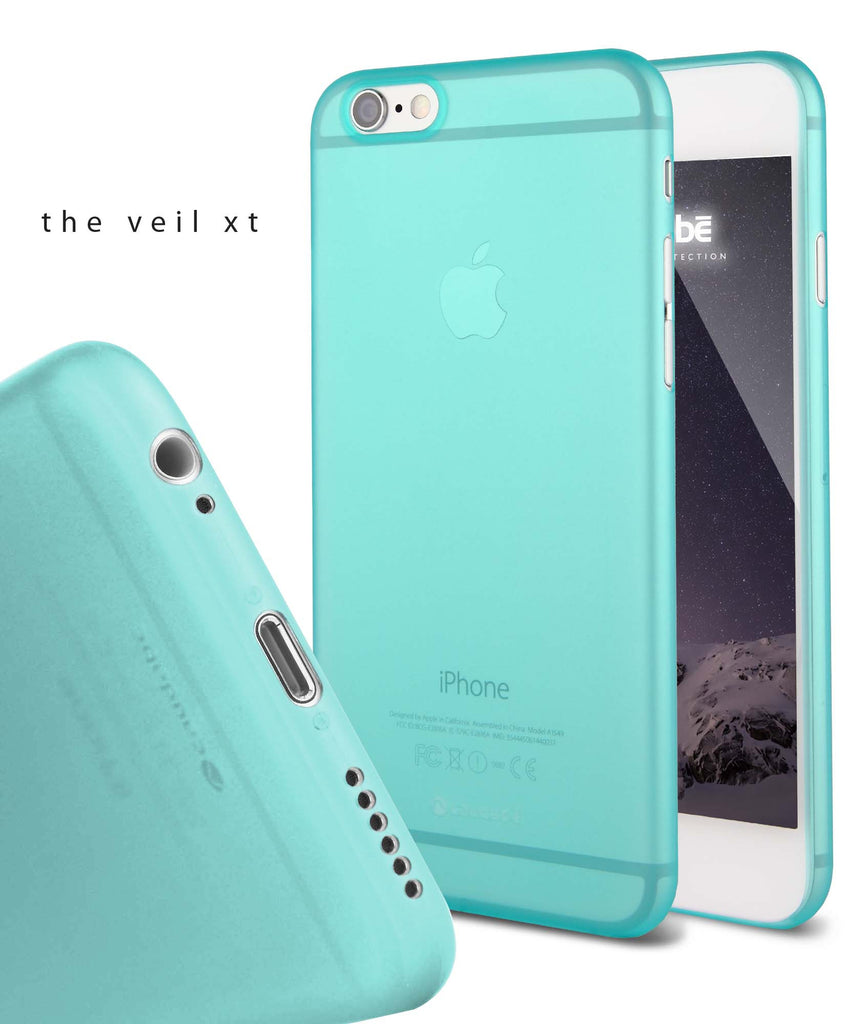 The Veil XT - iPhone 6 Plus — Aquamarine