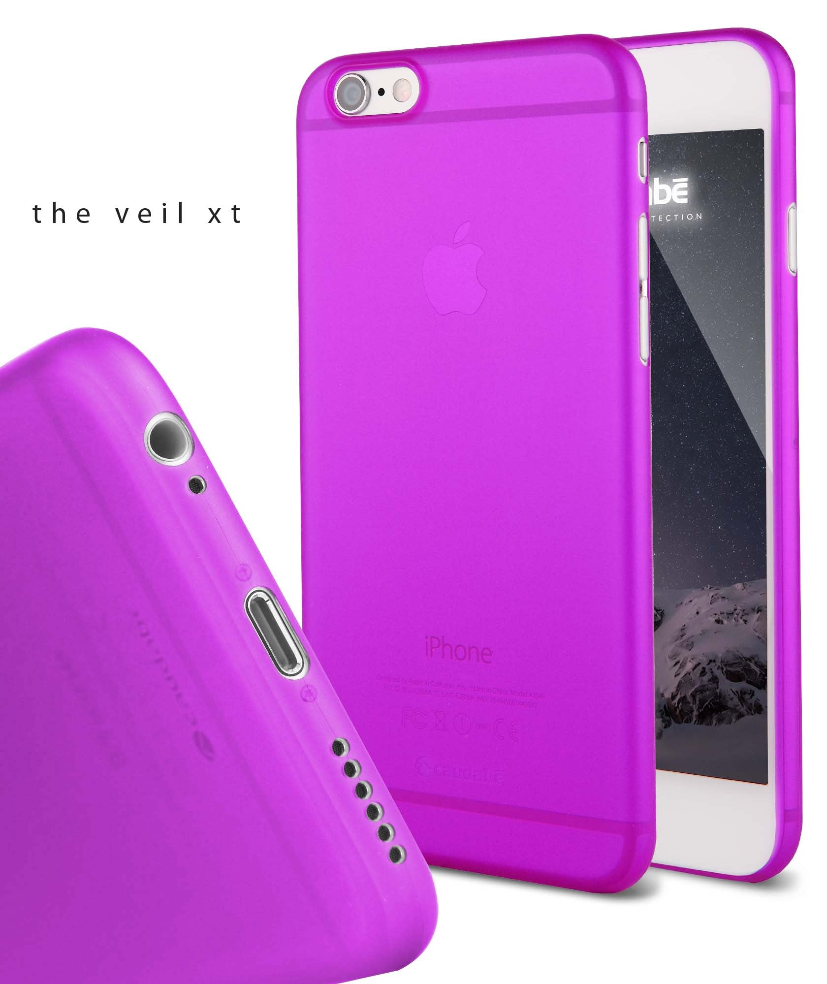 The Veil XT - iPhone 6 Plus — Fuchsia