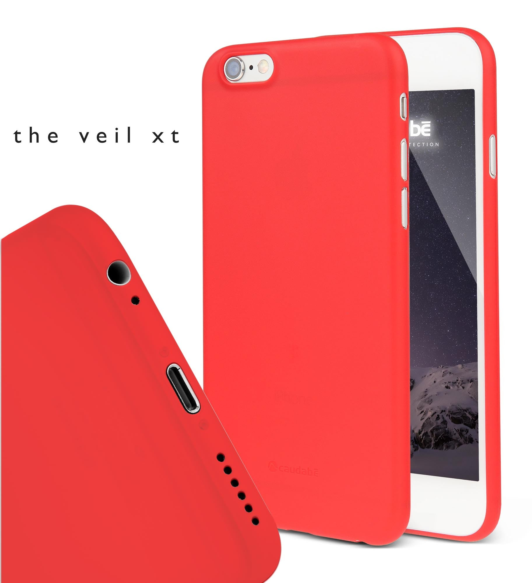The Veil XT - iPhone 6S — Red