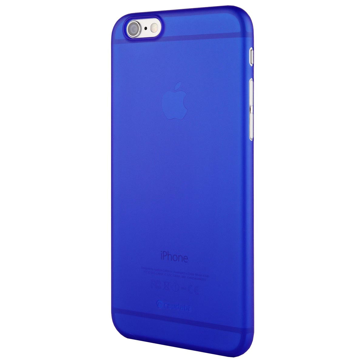 blue iphone 6 caudabe the veil ultra thin iphone 6 6s plus 10293