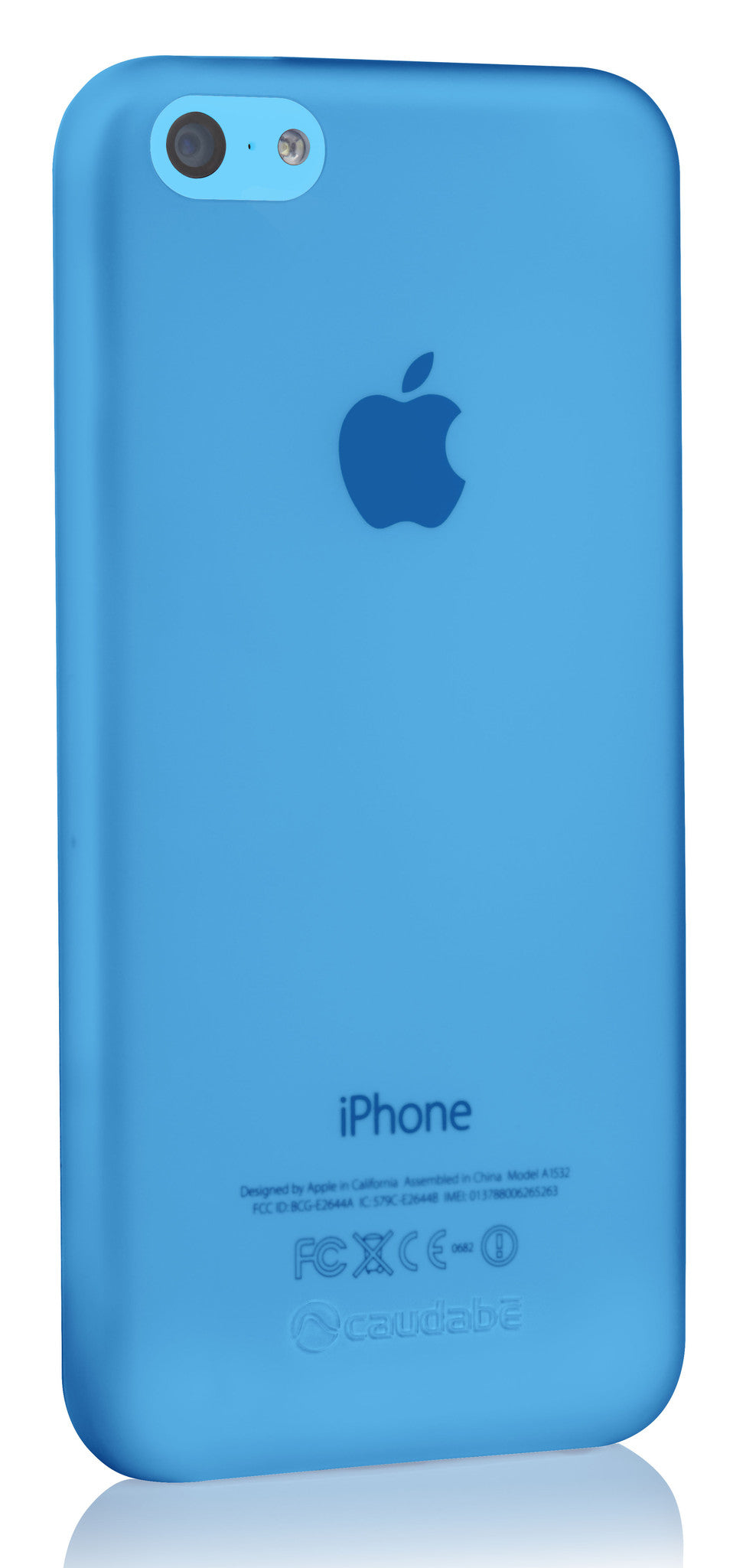 The Veil - iPhone 5C — Blue