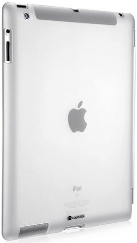 Frost | Shell | iPad Back Cover | backangle