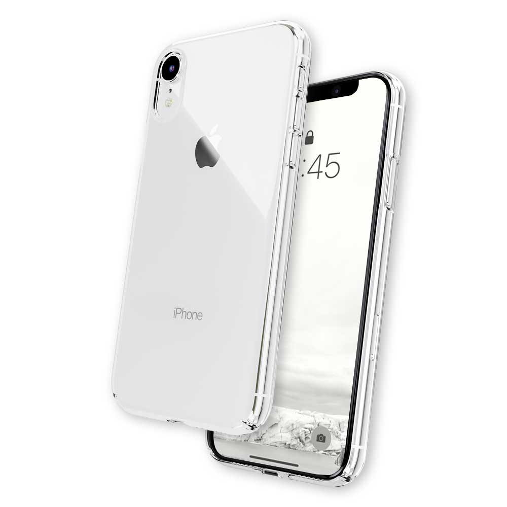 finest selection c5a0b dd026 Caudabe | Lucid Clear | Ultra slim, crystal clear iPhone XR case