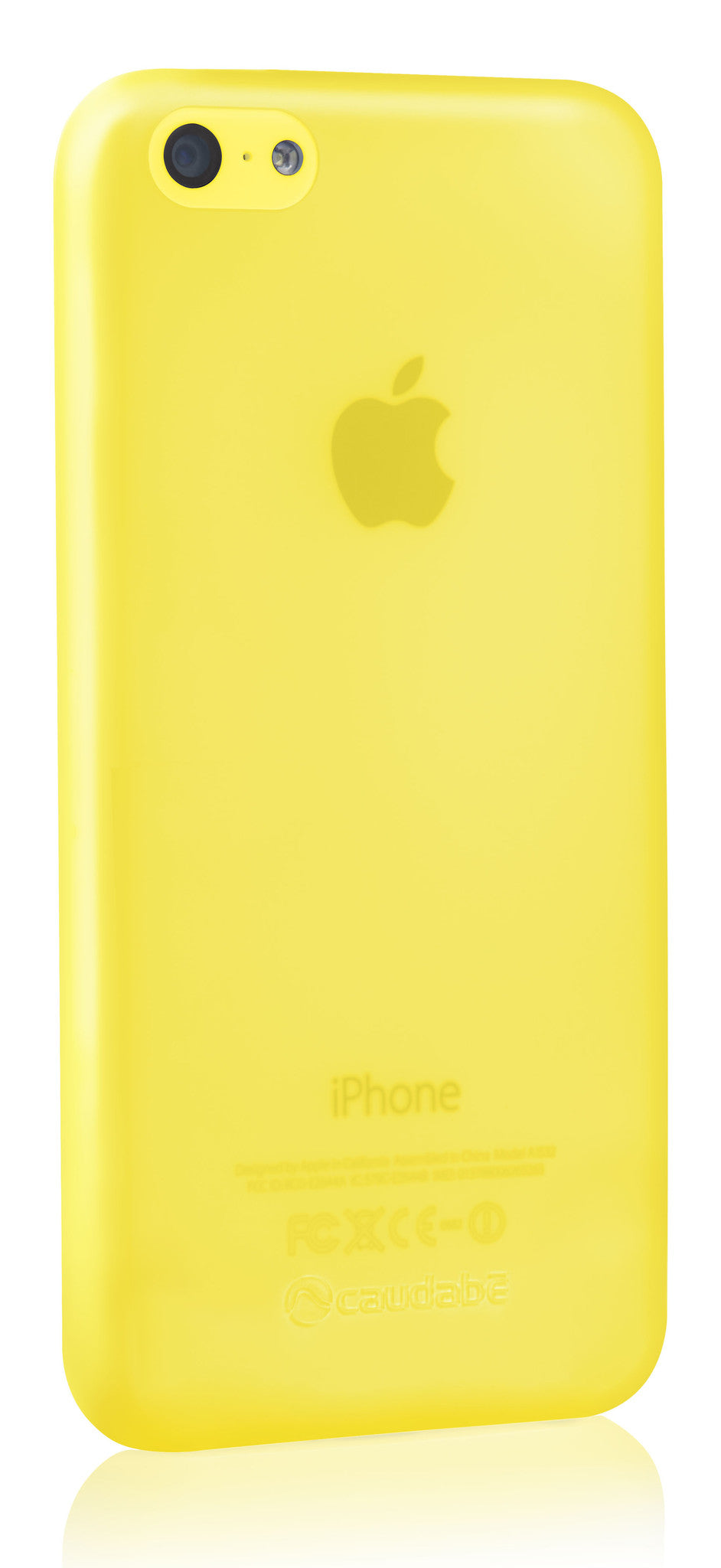 The Veil - iPhone 5C — Yellow