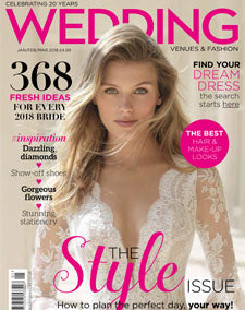 Wedding Venues and Fashion Jan / Feb / Mar 2018