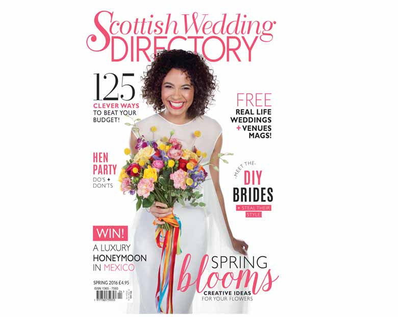 Scottish Wedding Directory Spring 2016