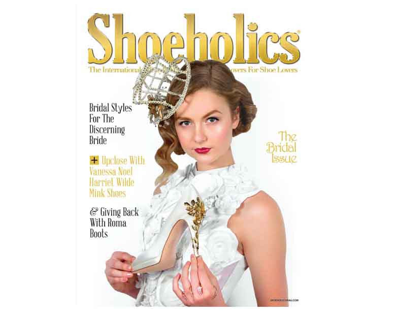 Shoeholics Magazine The Bridal Issue 2016