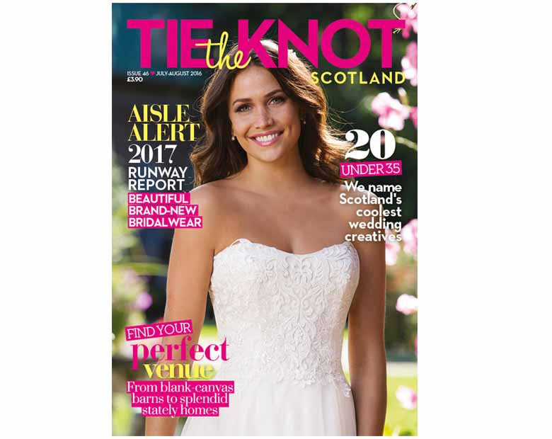 Tie the Knot Scotland July / August 2016