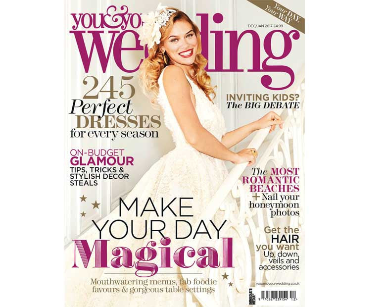 You and Your Wedding December / January 2016-17