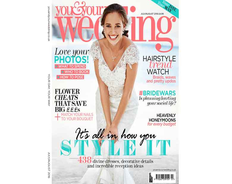 You & Your Wedding July / August 2016