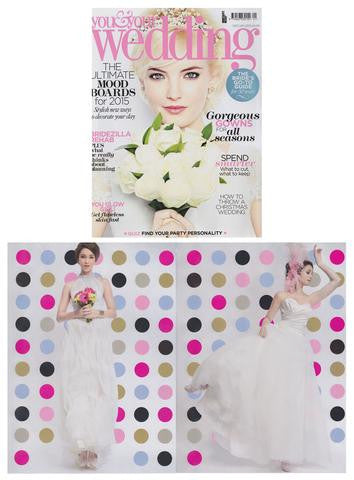 You & Your Wedding December/January 2015