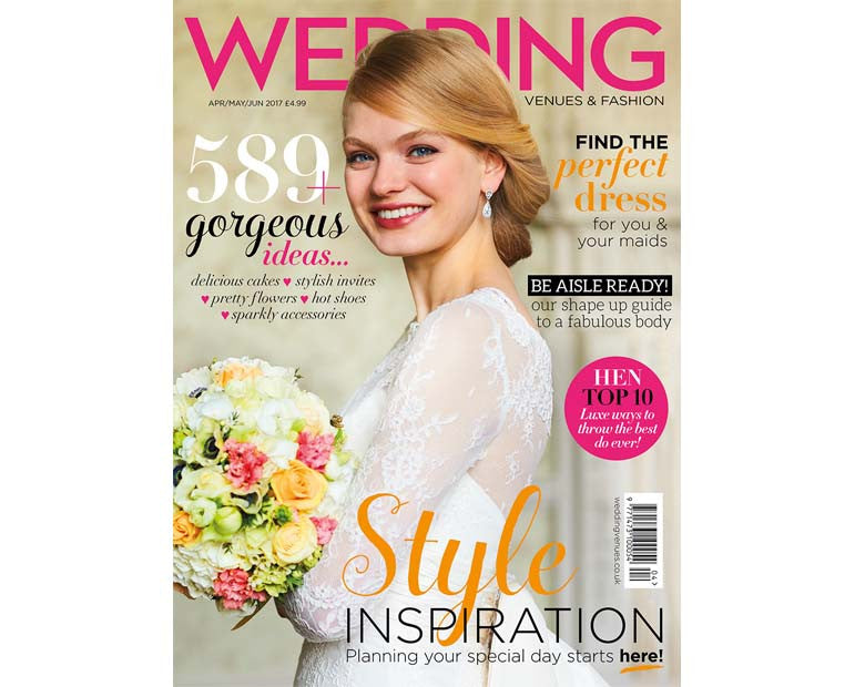 Wedding Venues and Fashion April 2017