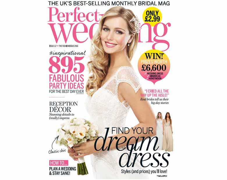 Perfect Wedding - Fashion Issue 2016