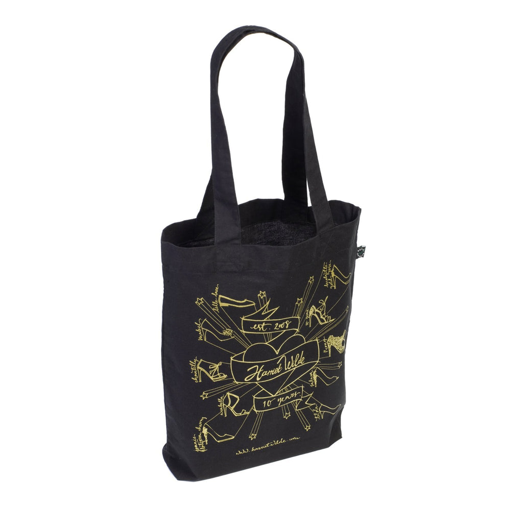 10 Year Tote Bag