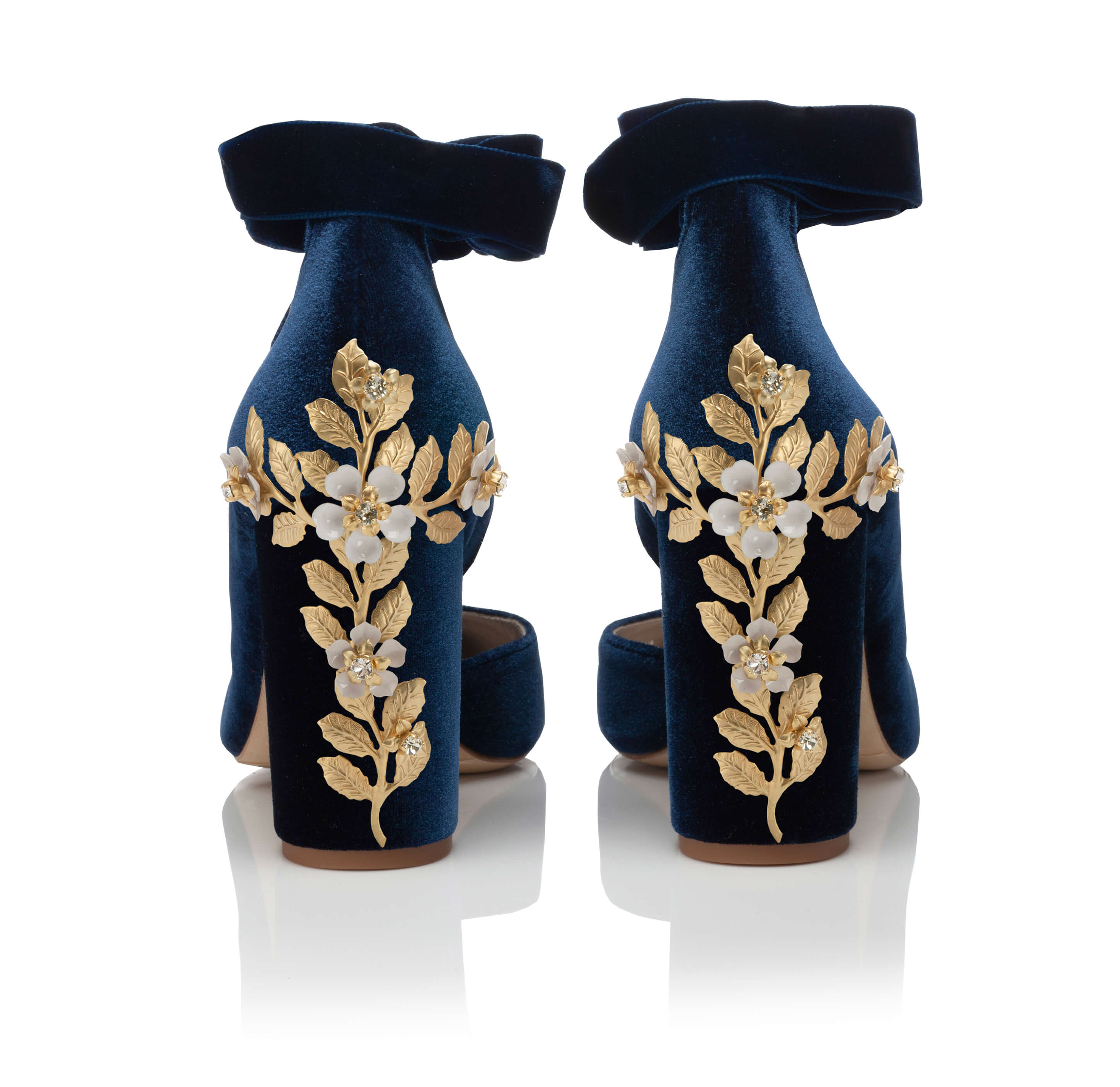 Hetty Midnight - Hetty Midnight Blossom Gold