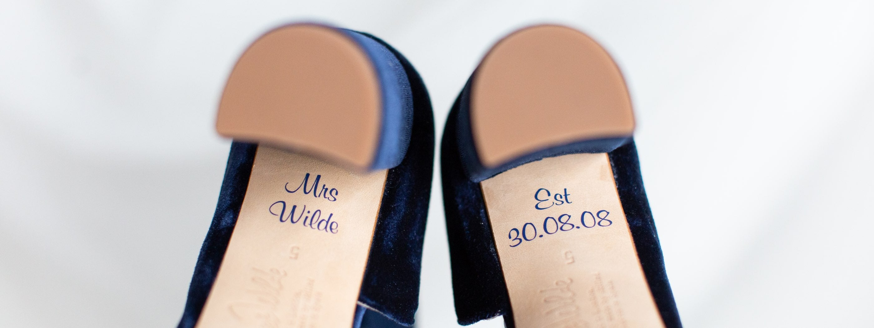 Handmade Wedding Shoes