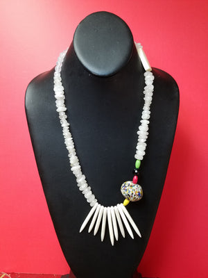 A Beautiful Statement Necklace