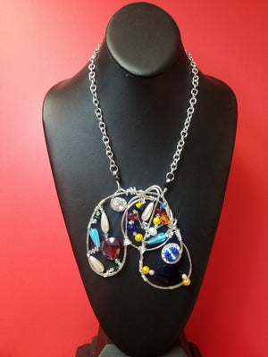 Skittle Effect necklace