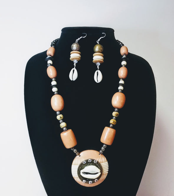 African inspired set