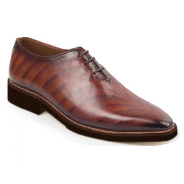 Johny Weber Handmade Double Shade Oxford Shoes. - Johny Weber