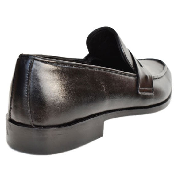 Johny Weber Handmade Black Leather Style