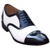 Johny Weber Handmade Two-Tone Oxford Shoes
