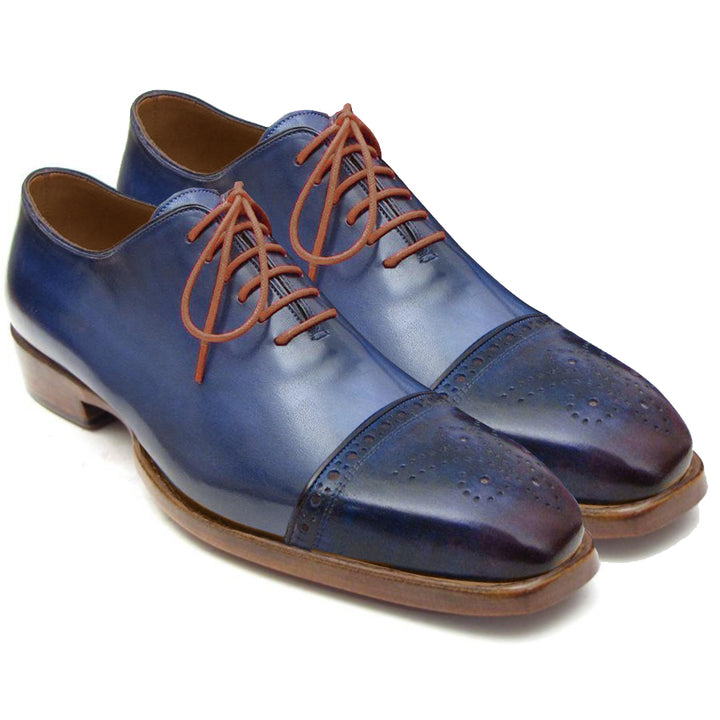 Johny Weber Handmade Classic Style Oxford Shoes - Johny Weber