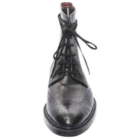 Johny Weber Handmade Mens Lace Up Leather