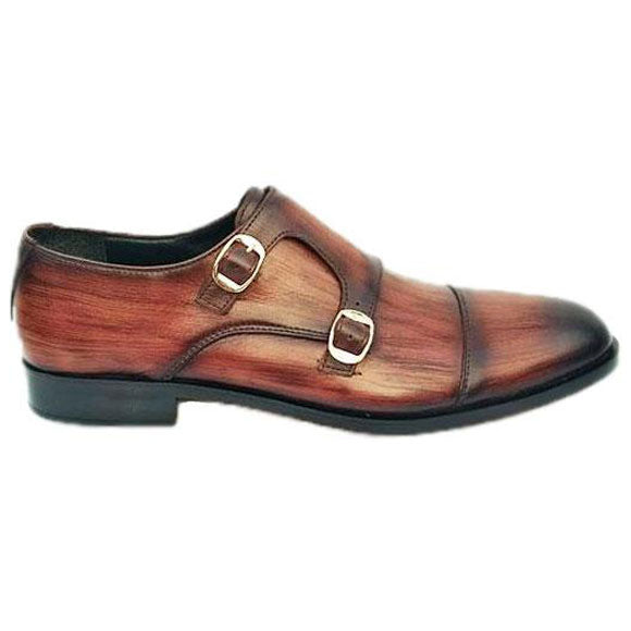 Johny Weber Handcrafted Double Strap Monks
