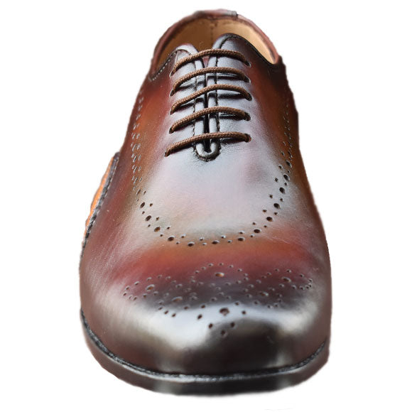 Johny Weber Hand Made Oxford Fold Soles