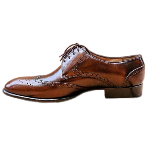 Johny Weber Handmade Oxford Style Brook Shoes - Johny Weber