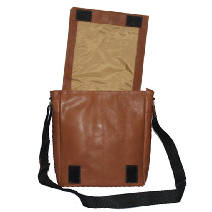 Johny Weber Handmade Flap-Over Mini Bag - Johny Weber