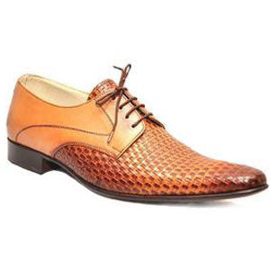 Johny Weber Handmade Oxford Hand Knitted Style