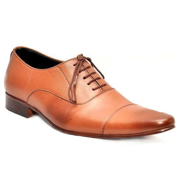 Johny Weber Handmade Plain Toe Oxford Style
