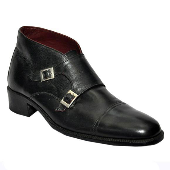 Johny Weber Handmade Leather Double Monk Strap