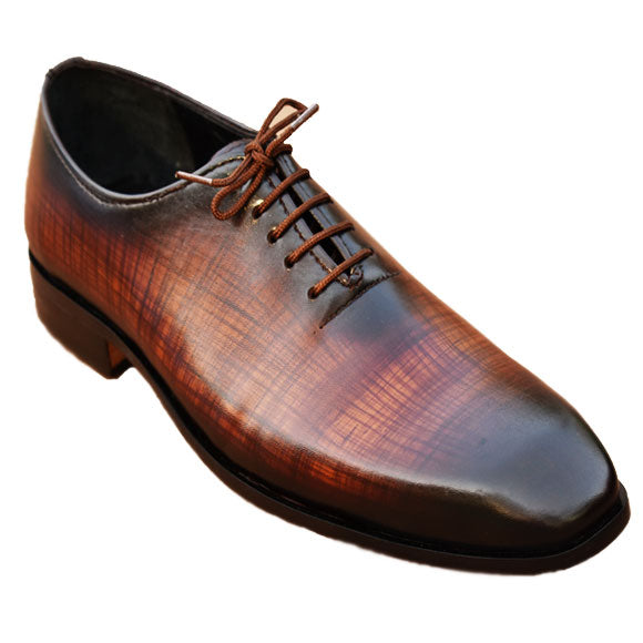 Johny Weber Hand Made Oxford Patina