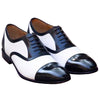 Johny Weber Handmade Two-Tone Oxford Shoes - Johny Weber