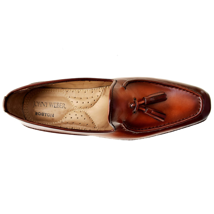 Johny Weber Hand Made Loafers Fold Sole Shoes