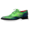 Johny Weber Handmade Brook Style Patina Oxfords - Johny Weber