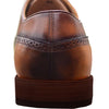 Johny Weber Handmade Painted Oxford Leather Shoes - Johny Weber